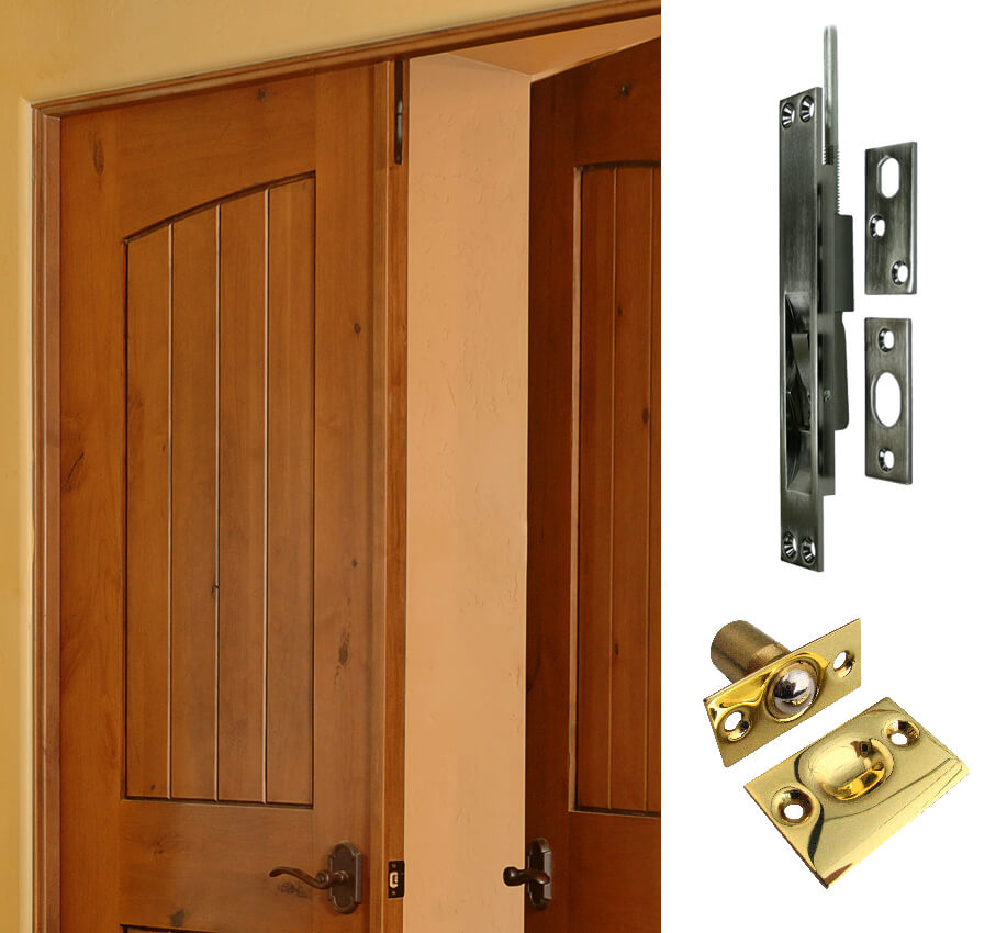 Door Hardware Distributed By Sun Mountain Custom Wood Doors